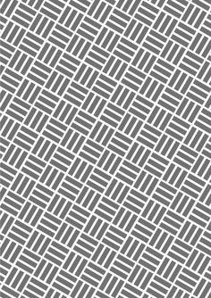 三崩し縞2 Wood Print, Pattern Design, Geometric Prints, Texture, Journals, Inspiration, Patterns, Logo, Interior