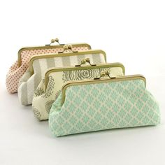Bridesmaid Gifts Wedding Party Purses Custom Personalized Bridesmaid Clutches Purses Bags on Etsy, $36.00