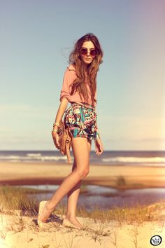 cute outfit for warm weather!