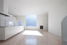 Image 2 of 32 from gallery of 8008 / Hiroyuki Arima + Urban Fourth. Courtesy of Urban Fourth Modern Interior, Interior Architecture, Interior Design, Interior Minimalista, Minimalist Design, Furniture Design, Urban, Gallery, House