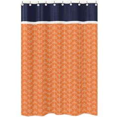 Charmant Found It At AllModern   Arrow Microfiber Shower Curtain