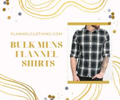 Are you looking for a reliable retailer to invest in men's flannel shirt? Get in touch with Flannel Clothing and drop a mail to the help team for the same. Flannel Clothing, Flannel Outfits, Short Sleeve Flannel, Mens Flannel Shirt, Flannelette Shirt, Collar Styles, Plaid Pattern, The Help, Men Casual
