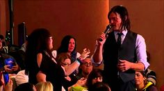 Norman Reedus Funny Panel Moments - so adorable <3