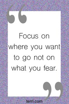 For more motivational quotes and success tips visit terri.com