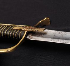 Napoleonic Swords and Sabers Collection: French Directoire Hussar Officer Sword