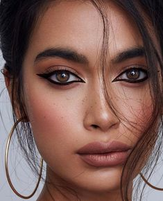wunderschönes Make Up für die Augen - Natural Makeup Paso A Paso Makeup Goals, Makeup Inspo, Makeup Inspiration, Makeup Tips, Beauty Makeup, Face Makeup, Makeup Ideas, Eyeliner Makeup, Makeup Tutorials
