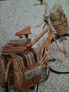 moonlightchaser:    bohemian bike.