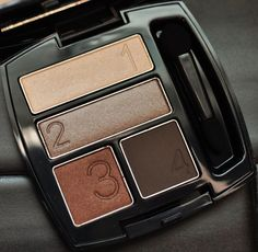 Avon's New True Color Eyeshadow Quad In Chocolate Sensation Is Silky Smooth youravon.com/rhenderson