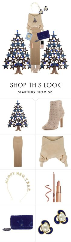 """""""celebration"""" by tenuanet ❤ liked on Polyvore featuring Joie, STELLA McCARTNEY, WithChic, Charlotte Russe, Chanel and Bella Bellissima"""
