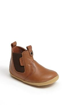 Bobux 'Step Up' Leather Boot (Baby & Walker) available at #Nordstrom