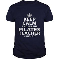 PILATES TEACHER T-Shirts, Hoodies. CHECK PRICE ==►…