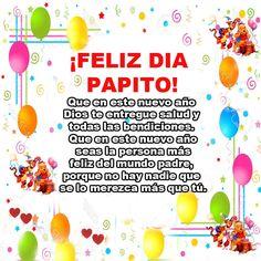 Imágenes De Cumpleaños Para Papá Congratulaciones Pinterest