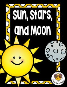 Sun, Stars, and Moon: Day and Night: Are you going to be teaching your students about the sun, stars, and the moon? Will you also be teaching them about day and night? Well this unit might be just for you. Included are 24 real life, full color pictures of objects, animals, and activities that are seen in the day and night sky.