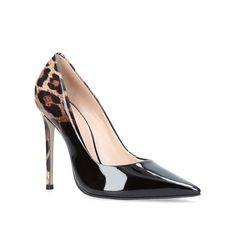 dabf50289e2 Alice Black High Heel Court Shoes By Carvela Kurt Geiger