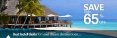 RoomStays.com, the best hotel deals for your dream destinations.