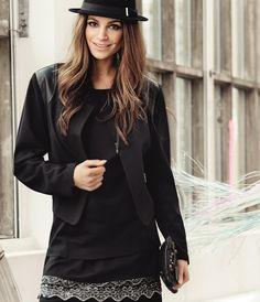 <3 Fashion News, Winter Fashion, Tunic Tops, Blazer, Jackets, Beauty, Women, Style, Winter Fashion Looks