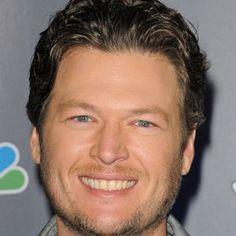 Blake Shelton - Born June 18th, 1976