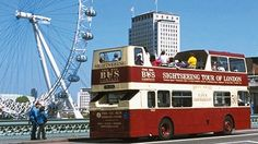 LONDON BUS TOURS BOOK THE BEST AT THE BEST PRICE