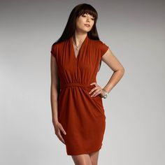 INDIGENOUS Luxury Dress. Organic pima cotton (interlock). Perfect dress for work or date night. @INDIGENOUS