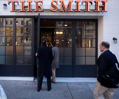 The Smith Restaurant NYC! Will have to give it a try!!