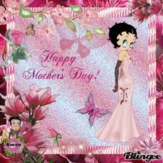 Happy Mother's Day (Betty Boop)