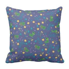 Tangled   Pascal - Purple Sample Throw Pillow.  Have a look at even more at the image link