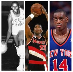 People in the NBA world were stunned by the recent loss of three former great players. A tribute to fallen legends: Jerome Kersey, Earl Lloyd and Anthony Mason