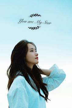 SNSD Yoona - You are My Star iPhone wallpaper
