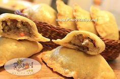 beef empanada filipino recipe by Pinoy Recipe