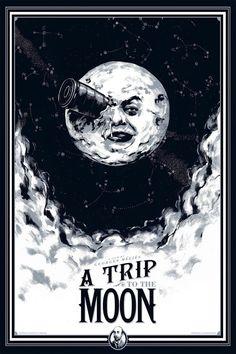 Georges Méliès - Viagem à Lua (1902) | Ópio do Trivial