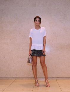 Camila Coelho - Instagram - camilacoelho.com - Women´s Fashion Style Inspiration - Moda Feminina Estilo Inspiração - Look  camila coelho lancamento missha dragaria iguatemi sao paulo2