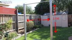 outdoor pull up bar diy - Google Search Homemade Pull Up Bar, Diy Pull Up Bar, Diy Bar, Outdoor Pull Up Bar, Outdoor Structures, Google Search, Garden, Garten, Lawn And Garden