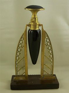 Early Patented Perfume Bottle Art Deco Nouveau | eBay http://ebay.to/1MkkL4b