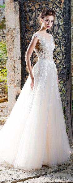 "Wedding Dress ""Anika"" #wedding #weddingideas #weddingdresses #weddinggowns #dresses"