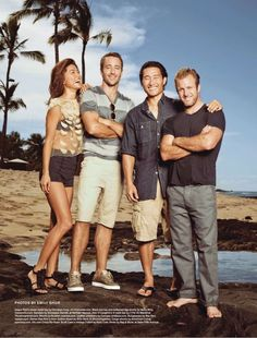 Image Detail for - ... to the Dragon's Lair - Hawaii Five-O - Report in Watch Magazine