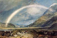 Kilchern Castle With The Cruchan Ben Mountains Scotland Noon  Joseph Mallord William Turner