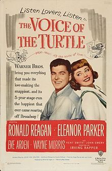 The Voice of the Turtle (film) - 1947 my favorite eleanor parker movie <3