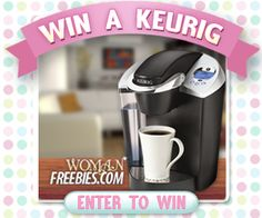 Coupon Diva Queen: Enter to Win a Keurig Baby Freebies, Instant Win Games, Easy Entry, Free Gift Cards, Frugal Tips, Big Family, Enter To Win, Online Deals, Keurig