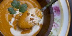 Super easy pumpkin soup