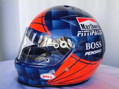 Emerson Fittipaldi - 1993 Indy 500 Champion