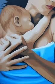 and baby sketch (notitle) Mother Daughter Art, Mother Art, Mom Son, Mother And Child, Mom And Baby, Baby Love, Painting For Kids, Art For Kids, Kids Collection