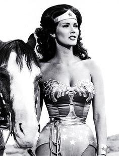 Lynda Carter as Wonder Woman (1970's)