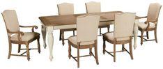 Riverside-Coventry-Riverside Coventry 7 Piece Dining Set - Jordan's Furniture
