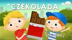 CZEKOLADA – Śpiewanki.tv – piosenki dla dzieci Zumba Kids, Child Day, Read Aloud, Family Guy, Songs, Youtube, Reading, Children, Fictional Characters