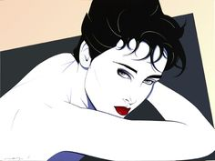 Patrick Nagel 1945 - 1984 famous for his art deco approach to fashion illustration and known for his contributions to playboy magazine. Illustrators, Illustrations And Posters, Illustration, Female Art, Art, Pop Art, Nagel Art, Graphic Art, American Artists
