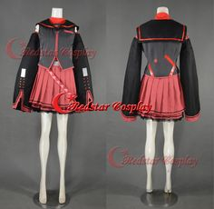 Vocaloid sukone tei Cosplay costume - Costume made in Any Size by RedstarCosplay on Etsy