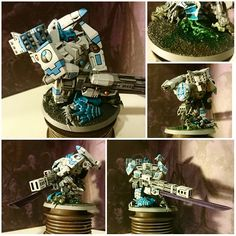 allthingswarhammer:  Description: Think Broadside Commander O'Sheeeeetttt is done. Broke the sword off twice now it's a bit messed up. #gw #gamesworkshop #warhammer #WH40k #40k #paint #painting #gaming #tau #hobby #tyranids #guts #compensatingforsomething Author: hivefleet_horror on Instagram Source: http://gbp24.me/1BavxmW Date: December 02, 2014 at 09:22PM