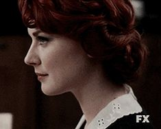 american horror story mine AHS alexandra breckenridge AHS Murder House i have so much love for her man everything-happened So Much Love, Love Her, Moira O Hara, Alexandra Breckenridge, Tate And Violet, Evil Dead, Jawline, The Duff, American Horror Story
