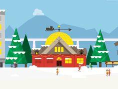 Google Santa Tracker {Village #5}