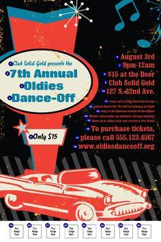 sock hop invites | Details Prices More
